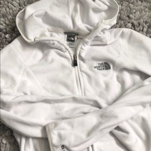 The North Face women's zip up